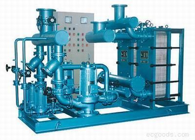 ABB变频器空调补水泵冷却泵改造案例