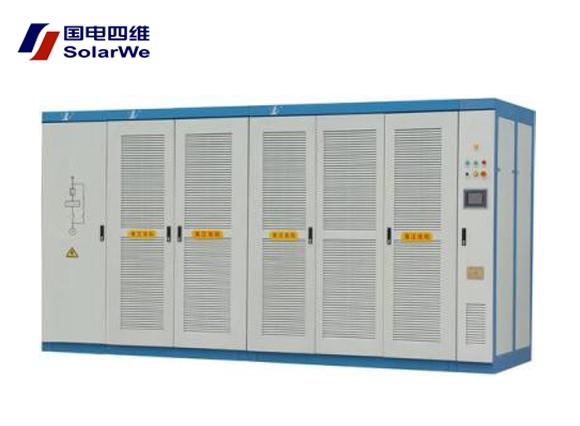 国电四维高压变频器维修
