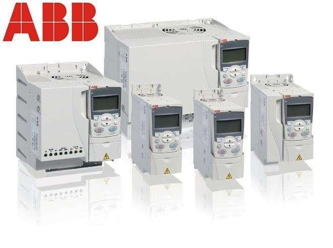 ABB变频器图片