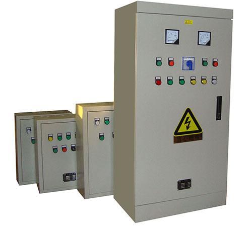 高低压软起动柜图片